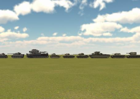 [Enty]Chobi's Atelier IS CREATING '戦車ゲーム'