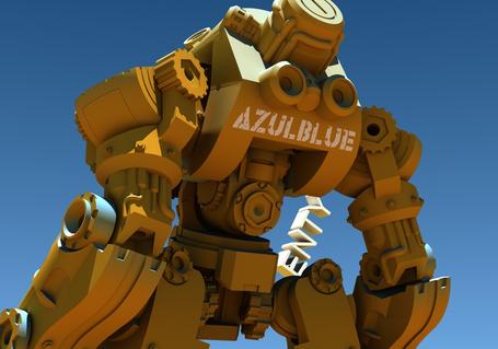 [Enty]AZULBLUE IS CREATING '超=合金'
