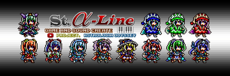 [Enty]St.α-Line IS CREATING 'GAME & SOUND'